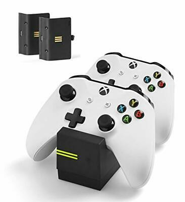 Snakebyte Twin Charge X - Xbox One Controller Charger Dual Docking/Charging Stat