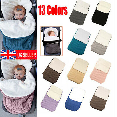 Universal Baby Footmuff Liner Pushchair Stroller Buggy Pram Cosy Sleeping Bag
