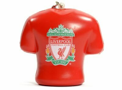 Liverpool F.C.  STRESS RELIEF KEYRING OFFICIAL LICENSED MERCHANDISE GIFT