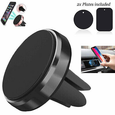 Universal Magnetic in Car Mobile Phone Holder Air Vent Mount for all Phones