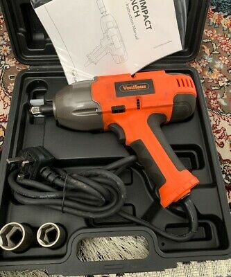 VonHaus 230V Impact Wrench - High Performance