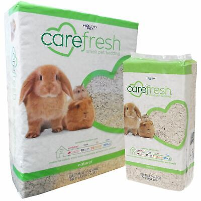 Carefresh Natural Small Pet Bedding Rabbit Hamster Gerbil - 14L or 60L