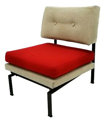 Isa Bergamo Chair Armchair by Design Collectibles Years 60 Vintage Gio Ponti