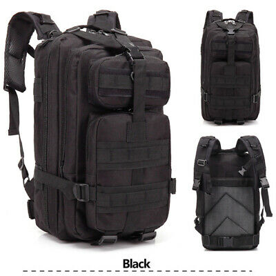 3P Tactical Military Backpack 30L Oxford Backpack Sport Bag For Camping Hiking