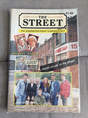Coronation Street Companion No 2 Crazed Killer In The Street