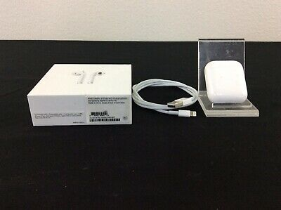 1st Gen Genuine Authentic OEM Apple AirPods Charging Case + Charge Cable *Read*