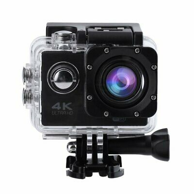 "4K Action Cam (WLAN) Wasserdichte 2 ""LCD 4K Wifi HD 1080P Ultra Sports Bewegung"