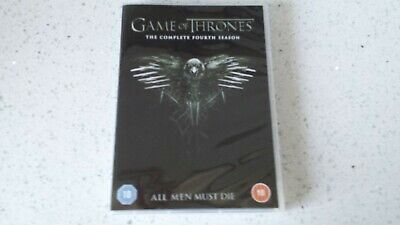 Game of Thrones - Season 4 # DVD All Men Must Die