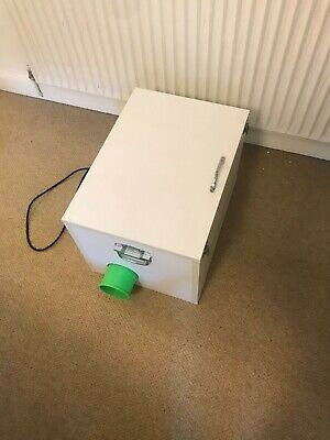 Bitmain Antminer S9 13.5TH/s with APW3++ PSU BTC mining - Used for 1 hour!