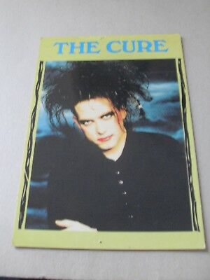 CP avec The Cure - Robert Smith - N° 1421