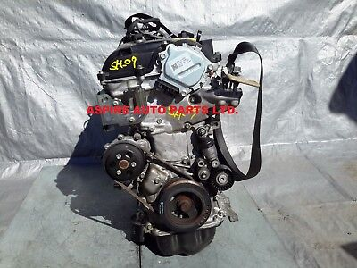 Engine Motor 2014-2016 Mazda CX-5 OEM 2.0L CX5