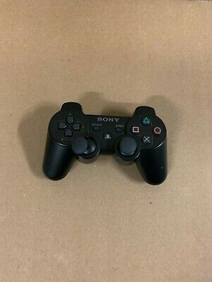 Sony PlayStation Ps3 Dualshock 3 Wireless Controller Bluetooth Sixaxis Black