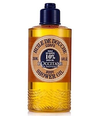 L'Occitane Shea Fabulous Shower Oil (250ml) ~ Brand New Fresh Stock