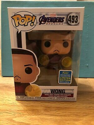 Marvel Avengers Endgame Funko 2019 Summer Convention Limited Edition Exclusive