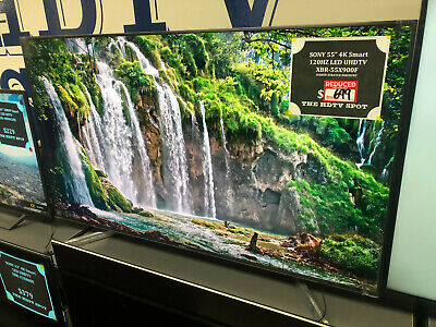 """LOCAL PICKUP ONLY Sony XBR-55X900F 55/"""" 2160p 4K UHD LED Smart TV"""