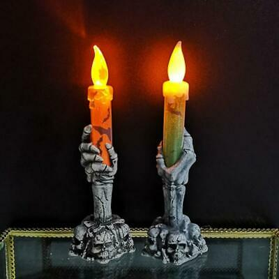 Halloween Ghost Hand Night Light of Ghost Festival Atmosphere Props Plastic Ghos