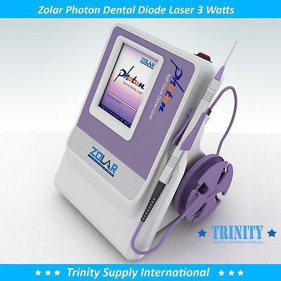 Diode Laser 3 Watts Compl.Set. Affordable Dental Laser. Low Price &  Powerful.