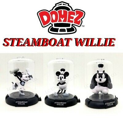 NEW STEAMBOAT WILLIE DISNEY DOMEZ #2 Peg Leg Pete FAST SHIPPING