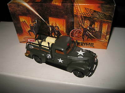 Matchbox Yesteryear Fire Engine Series 1941 Chevrolet Army Fire Truck Yym35189