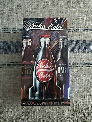 FALLOUT Nuka Cola Mini Bottle Series 1 Bethesda