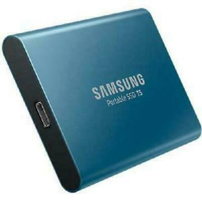 Samsung SSD 250GB TYPE C USB C Solid State Drive T5 External Portable