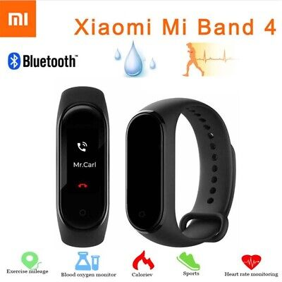 Xiaomi Mi band 4 Originale Bluetooth 5.0 AMOLED Sport Smartwatch Fitness Tracker