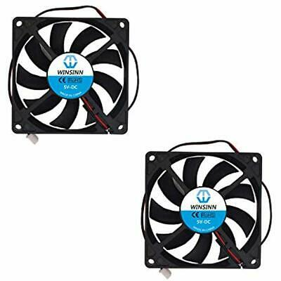 8015 80mm fan 24V DC Cooling Fan for PC Computer CPU Set-top Box Router Receiver