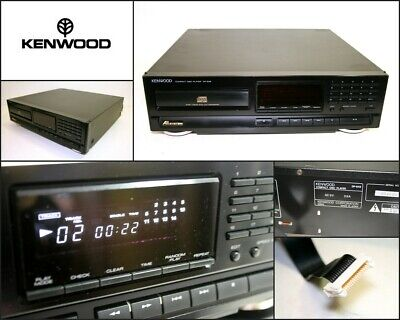 KENWOOD DP-848 CD Compact Disc Player Made in Japan