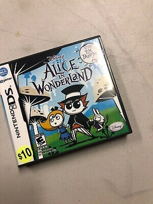 Alice in Wonderland (Nintendo DS, 2010)