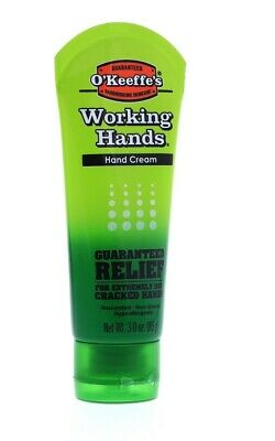 O'Keeffe's Working Hands Hand Cream, Tube, 3 oz