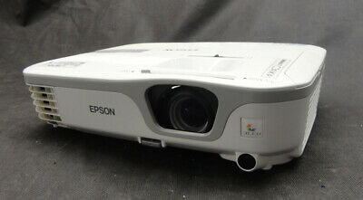 Epson EB-X11 VGA 3LCD Projector - Projects Good Image - 2516 Lamp Hours
