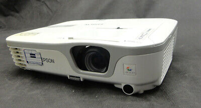 Epson EB-X11 VGA 3LCD Projector - Projects Excellent Image - 1414 Lamp Hours