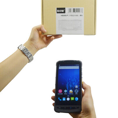 1D 2D Barcode Scanner Wahoure Picking UP Android New Version Handheld PDA WIFI