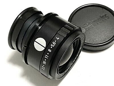 Schneider 80mm f4 M-Componon Lens FLAWLESS GLASS