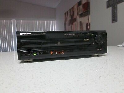 Pioneer Elite Cld-59 Laserdisc & Cd Player * Beautiful Unit * Near Mint *