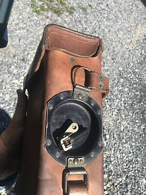 WW2  Signal Corp US Field Telephone With Case