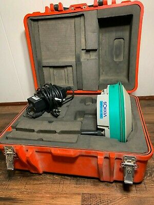 Sokkia GSR2700ISX Rover - GNSS - GLONASS - GPS - with Hardcase and Charger
