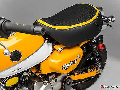 Luimoto Classic Sport Rider Seat Covers for the HONDA MONKEY 2018-2020