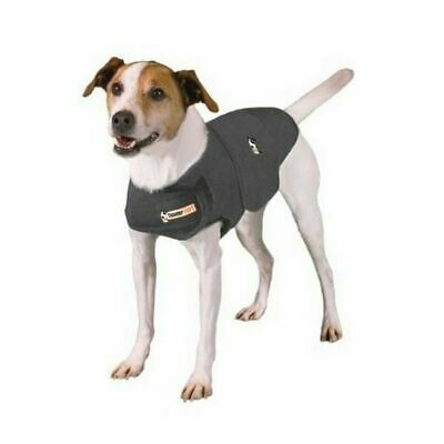 ThunderShirt Classic Dog Anxiety Jacket by Thundershirt Size Small