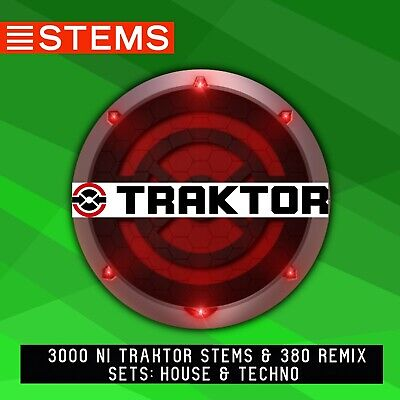 3000 NI STEMS Tracks: House & Techno (For TRAKTOR S8 / D2 / F1) DOWNLOAD