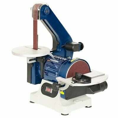 RIKON 50-151 1 x 30-Inch 1/3-Hp Durable Cast Iron Belt and 5-Inch Disc Sander