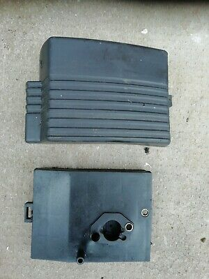 mac allister 484 hp petrol lawn mower spare parts air filter outer & inner cover