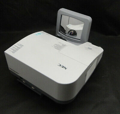 NEC NP-U250X Short Throw Projector - Projects Excellent image - Lamp 841 hours