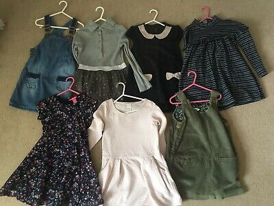 Girls Age 4-5 Dresses Bundle Girls Clothes. Next. Matalan. H&m All Great Con.