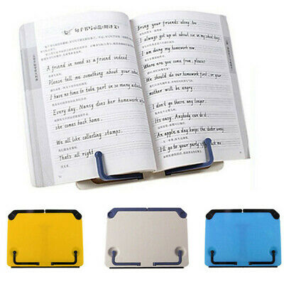 Portable Folding Tabletop Music Score Stand Book Holder For Guitar Piano Violin