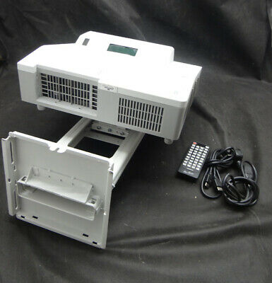 Hitachi CP-AX3003 ShortThrow 3300 Lum 3LCD Projector Excellent Image Lamp 92 hrs