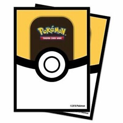 Pokemon Ultra Ball Deck Protector Card Sleeves by Ultra PRO