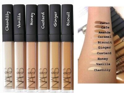 New NARS Radiant Creamy Concealer 6ml Full Size Brand New Boxed Free Fast Post