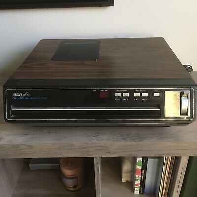rca selectavision video disc player Tested Working Condition