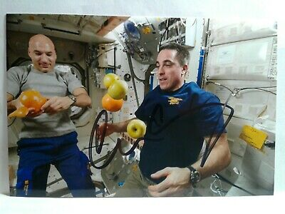CHRIS CASSIDY - Authentic Hand Signed Autograph 4X6 Photo  - NASA ASTRONAUT